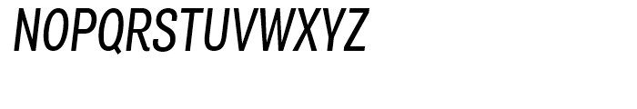 Air Compressed Medium Italic Font UPPERCASE