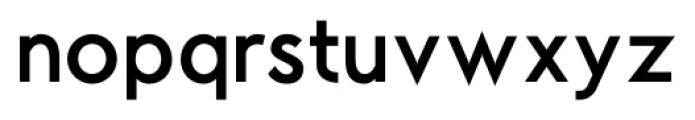 Air Factory Bold Font LOWERCASE
