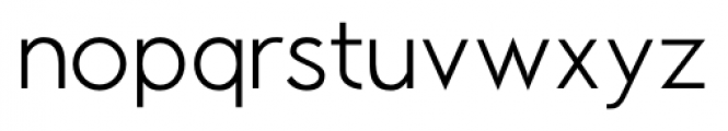 Air Factory Light Font LOWERCASE