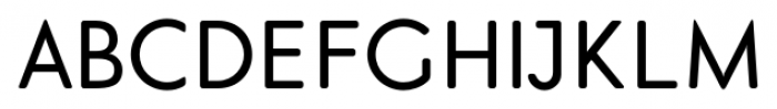 Air Factory Rounded Regular Font UPPERCASE