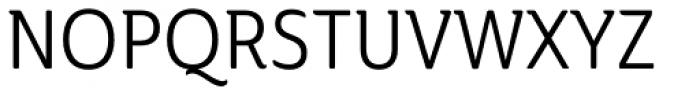 Ainslie Cond Regular Font UPPERCASE