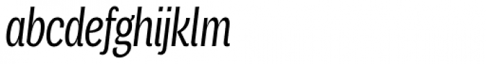 Air Compressed Italic Font LOWERCASE