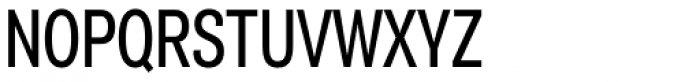 Air Compressed Medium Font UPPERCASE