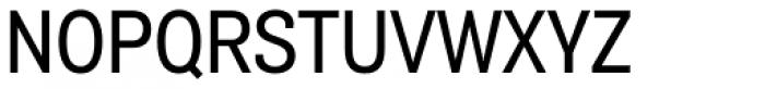 Air Condensed Medium Font UPPERCASE
