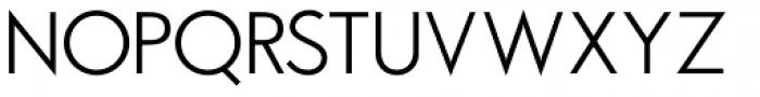 Air Factory Light Font UPPERCASE