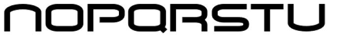 Air Flow BTN Bold Font UPPERCASE