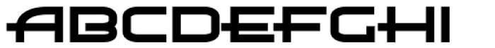 Air Flow BTN Bold Font LOWERCASE