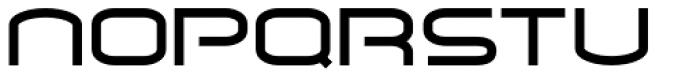 Air Flow BTN Font UPPERCASE