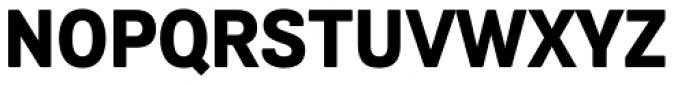 Air Soft Black Font UPPERCASE
