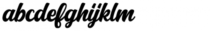 Airates Script Regular Font LOWERCASE