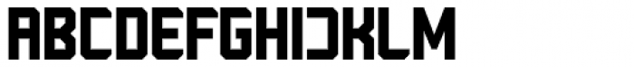 Airbuzz Font LOWERCASE