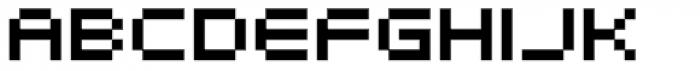 Airlock Font UPPERCASE