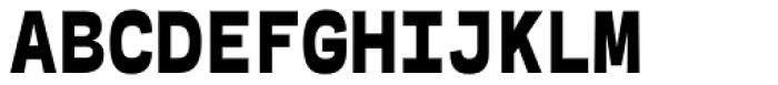 Airo Bold Font UPPERCASE