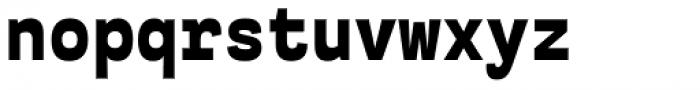 Airo Bold Font LOWERCASE