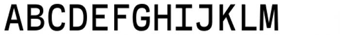 Airo Semi Light Font UPPERCASE