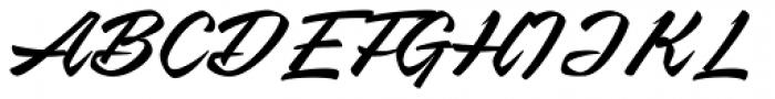 Airways Font UPPERCASE