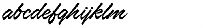 Airways Font LOWERCASE