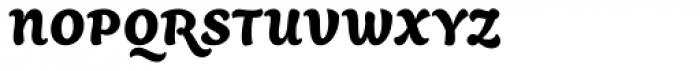 Aisha Latin ExtraBold Font UPPERCASE