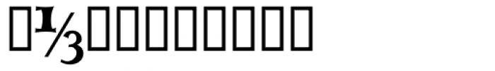 AitosAlternate Font OTHER CHARS
