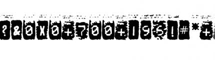 Airflo (plain) Font OTHER CHARS