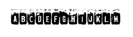 Airflo (plain) Font UPPERCASE