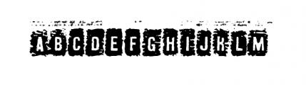 Airflo (plain) Font LOWERCASE
