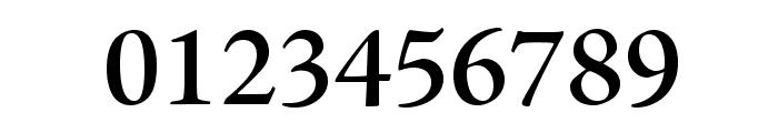 AJensonPro-SemiboldSubh Font OTHER CHARS
