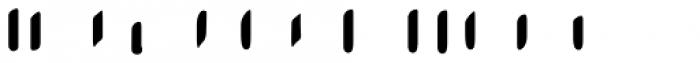 AJ Quadrata Bold Rubrum Font UPPERCASE