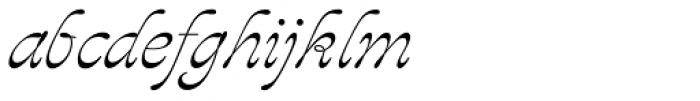 Aja Font LOWERCASE