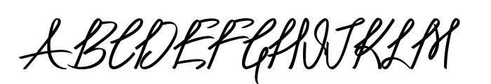Akir-Bold Font UPPERCASE