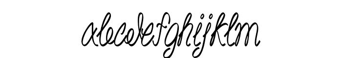 Akir-CondensedBold Font LOWERCASE