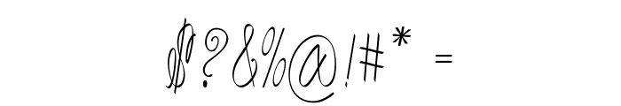 Akir-CondensedRegular Font OTHER CHARS