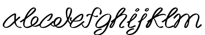 Akir-ExpandedBold Font LOWERCASE
