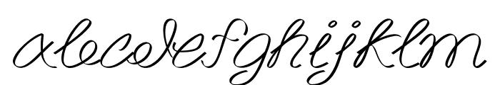 Akir-ExpandedRegular Font LOWERCASE