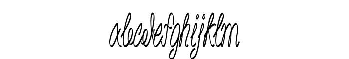 Akir-ExtracondensedBold Font LOWERCASE