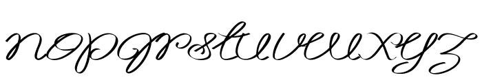 Akir-ExtraexpandedRegular Font LOWERCASE