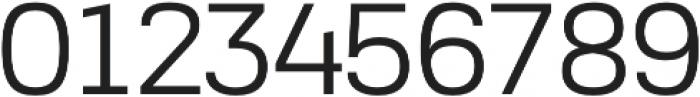 Akzentica 4F otf (400) Font OTHER CHARS