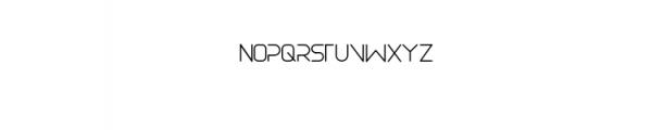 AkurFont.ttf Font LOWERCASE
