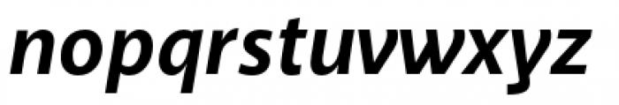 Akagi Pro Bold Italic Font LOWERCASE