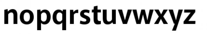 Akagi Pro Bold Font LOWERCASE