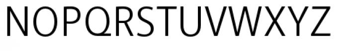 Akagi Pro Book Font UPPERCASE
