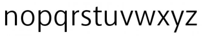 Akagi Pro Book Font LOWERCASE