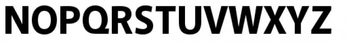 Akagi Pro Extra Bold Font UPPERCASE