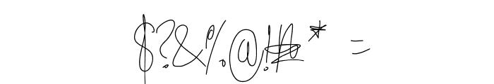 Aka-AcidGR-AngryJoe Font OTHER CHARS