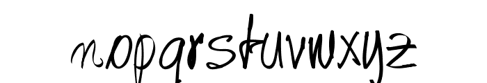 Aka-AcidGR-Angry Font LOWERCASE