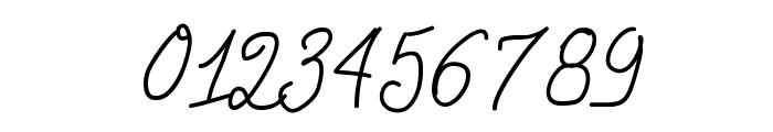 Aka-AcidGR-Calligram Font OTHER CHARS