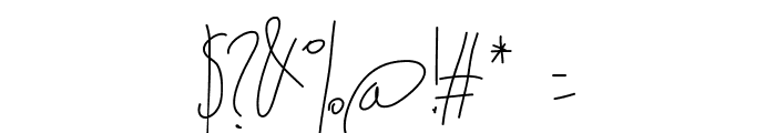 Aka-AcidGR-Composition Font OTHER CHARS