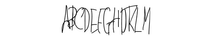 Aka-AcidGR-Composition Font UPPERCASE