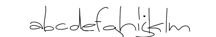 Aka-AcidGR-Composition Font LOWERCASE
