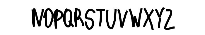 Aka-AcidGR-CuttingEdge Font UPPERCASE
